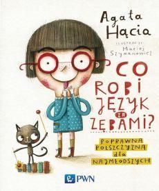 ebooki: Co robi język za zębami? Maria Montessori, Book Cover Design, Contemporary Artists, Baby Kids, Toys, Illustration, Children Books, Kandinsky, Picture Books