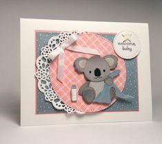 Splitcoaststampers FOOGallery - Koala Baby!