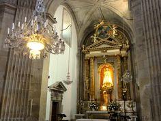 Sanctuario de la Virgin Peregrina. Pontevedra, Spain