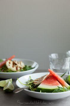 Watermelon, Spinach