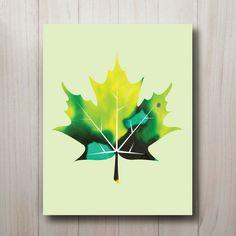 Abstract pattern maple leaf digital art print, alcohol ink patterned leaf art, maple leaf silhouette art print, Instant Download par ImaginationBoxStore sur Etsy https://www.etsy.com/fr/listing/249199598/abstract-pattern-maple-leaf-digital-art