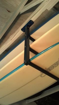 Surfboard Ceiling Storage | Surfboard Home Rack | SUP Wall Rack | T-Rax