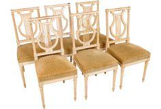 Louis XVI-Style Chairs