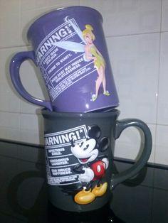 Disney's Mugs.