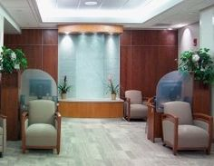 Interior Design, Water Fountain For Businesses Image Indoor Waterfall from Harmonic Environments Indoor Waterfall Fountain, Indoor Wall Fountains, Indoor Fountain, Home Fountain, Tabletop Water Fountain, Outdoor Waterfalls, Corporate Office Design, Outdoor Life, Glass Panels