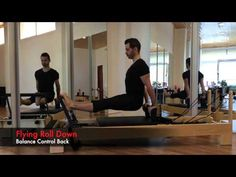 Flying Roll Down - YouTube