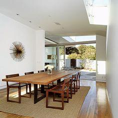 Best custom home: Dining room - Modern Cabin Design & More Award-Winning Homes  - Sunset