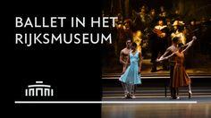 Het Nationale Ballet in het Rijksmuseum