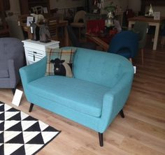 Cleo Petite Two Seater Sofa