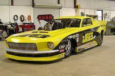 Troy Coughlin's new Pro Mod Mustang - Detroit Racing Forums Funny Car Drag Racing, Nhra Drag Racing, Funny Cars, Outlaw Racing, Mustang Shelby Cobra, Mustang Cars, Ford Mustangs, Mustang Tuning, Troy