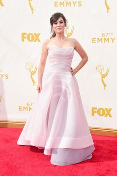 Yael Stone | All The Looks From The 2015 Emmy Awards