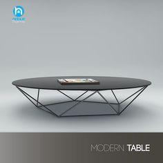 Дизайн журнального стола 3D моделинг cinema 4D #cinema4D #3D #furniture #modern #design #дизайн #дизайнмебели #стол #модерн