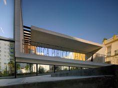 """Gallery - """"Manuel Altolaguirre"""" Municipal Library / CDG Arquitectos - 3"""