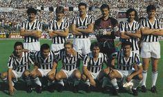 JUVENTUS DE TURIN 1985-86