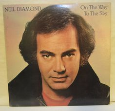 Vintage Record Neil Diamond On The Way to the by FloridaFinders, $6.00