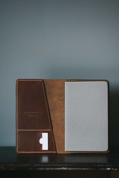 Peartree Leather Co. - Large Notebook Cover