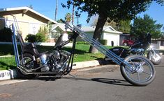 harley choppers pictures | Check out images of the 1974 Harley Chopper below.