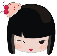 Cute Kokeshi                                                       …