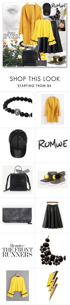 """www.romwe.com-LI-1"" by ane-twist ❤ liked on Polyvore featuring Pierre Hardy, Anya Hindmarch and romwe"