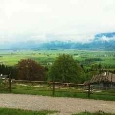 Alpenvorland  Glentleiten bavaria