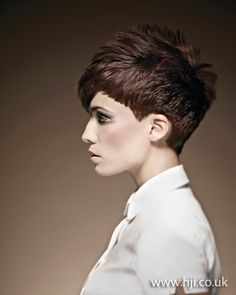 ... Short Hairstyles, Textured Hairstyles and Short Hairstyles For Women