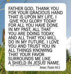 A compilation of 5 Morning Prayers To Start Your Day. Our morning prayers should also ask God to help us to become like Him through our daily activities. Prayer Scriptures, Bible Prayers, Faith Prayer, God Prayer, Bible Scriptures, Thankful Prayers, Church Prayers, Deliverance Prayers, Healing Prayer