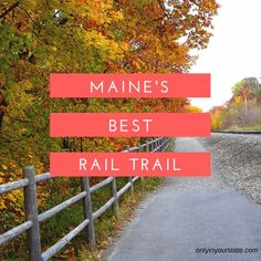 You've Never Experienced Anything Like This Epic Abandoned Railroad Hike In Maine