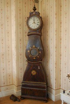 Old Swedish Mora clock