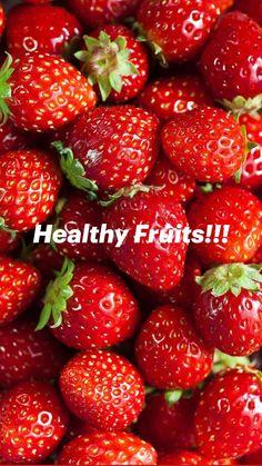 Healthy Fruits!!!