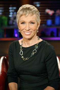 Barbara Corcoran Shot Like A Shark To Real Estate Top