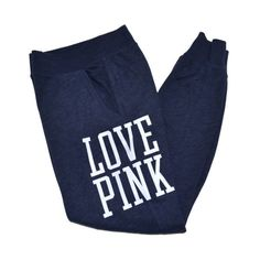 Victoria's Secret ❤ liked on Polyvore featuring bottoms, pants et victoria's secret