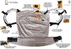 tula baby carrier dimensions - Google Search
