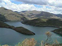 Katse Staudamm in Lesotho