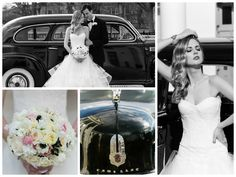 Chanel Inspired Wedding Shoot #WilderMansion #VisionsEventStudio #EmiliaJanePhotography