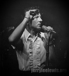 Jerry Lee, December 12th/13th, 1975 - Indianapolis IN - Stage One