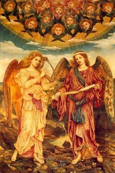 Evelyn de Morgan (1855 – 1919) – Pintor Inglês_18