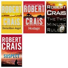 Author: Robert Crais / Novels