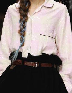 love the coloured braid.......