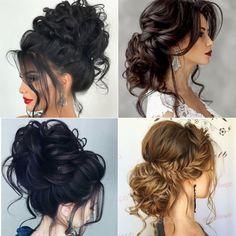 Women's fashion   hairstyle idea #hairstylesforwomen #hairstyletutorials #hairstyles #haircare Pink Grey Wedding, Elegant Wedding Hair, Quince Hairstyles, Wedding Hairstyles, Victorian Hairstyles, Quinceanera Hairstyles, Wedding Hair Inspiration, Braids For Long Hair, Hair Dos