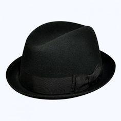 Basil LiteFelt® Fedora - hats.com