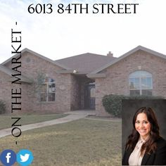 Check out this #Century21 listing! http://century21lubbock.com/listing?address=6013-84th-Street-Lubbock-TX-79424&mlsno=201600565&info=info&idx=1433647510 #Realtor #RealEstate #HomesForSale #Lubbock