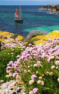 The Isle of Mull in Scotland is one of the most beautiful islands in Europe.