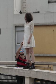 Nana Yazbek e Matheus Detoni - Set Primeiro Andar