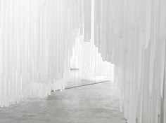 COS x Snarkitecture / London Design Journal