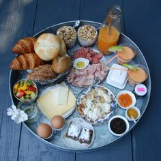 Enorm ontbijt
