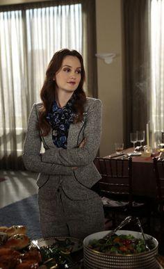 Gossip Girl (TV Series 2007–2012) Leighton Meester as Blair Waldorf