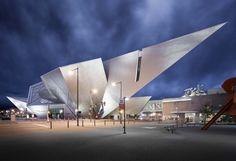 The Denver Art Museum by Daniel Libeskind