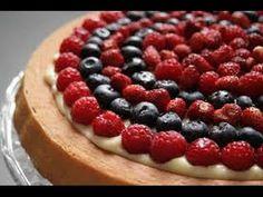 #RICETTADELGIORNO Ricetta veloce crostata ai frutti di bosco,Quick recipe tart with berries #SAPORIEODORIDICASAMIA