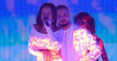 Welcome to a dave young's blog: Drake openly declares his love for rihanna onstage...