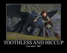 Toothless and Hiccup: Control by 6SeaCat9.deviantart.com on @deviantART
